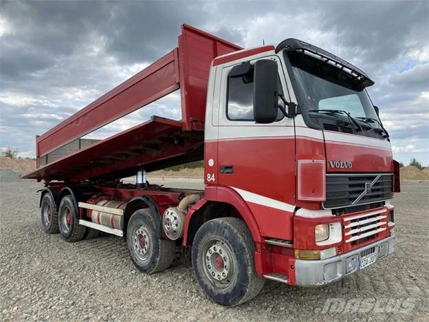 Volvo naudoti sunkvežimiai Mascus